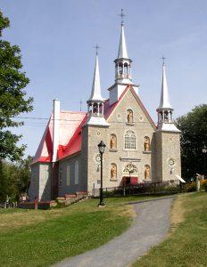 Eglise de Sainte-Famille, Ile d'Orleans