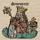 King Arthur_Nuremberg chronicles