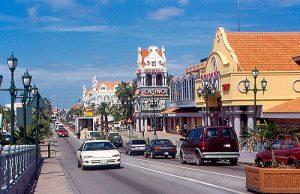 Aruba - L.G. Smith Boulevard