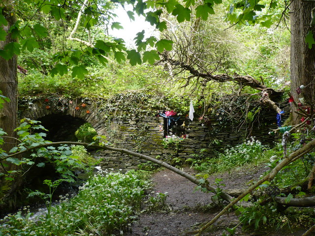 Fairy Bridge, Isle of Man Photo by: Phil Catterall CC BY-SA 2.0