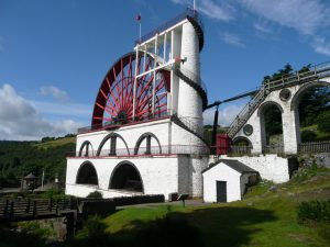 Laxey Wheel 'Lady Isabella' copyright Dot Potter CC BY-SA 2.0