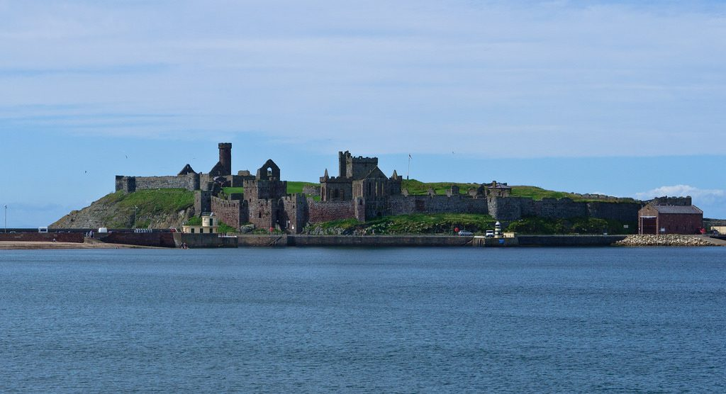 Peel Castle Photo by: giborn_134 CC BY-ND 2.0