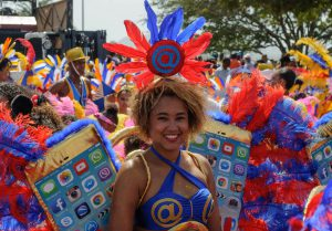 Carnaval Mindelo Photo by: Caroline Granycome CC BY-SA 2.0