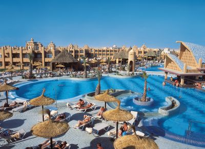 Riu Funana, one of Cabo Verde's many resorts