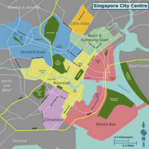 City Center Map Credit: Torty3 CC BY-SA 3.0
