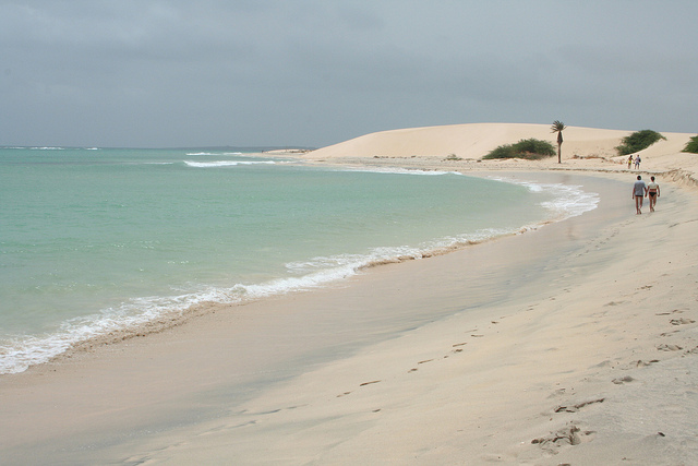 Isla de Boa Vista, Cabo Verde Photo by: Isidro Lopez-Arcos CC BY-ND 2.0