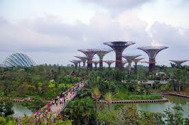 Dragonfly Bridge, Gardens by the Bay Photo by: Allie Caulfield CC BY 2.0