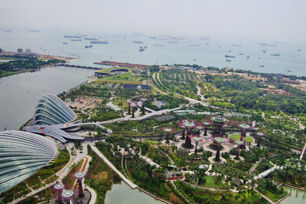 Gardens by the Bay South Photo by: Balou 46 CC BY-SA 3.0