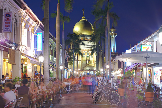 Dining Around Arab Street Photo by: Nicolas Lannuzel CC BY-SA 2.0