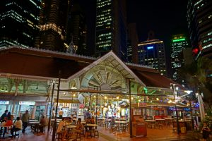 Lau Pa Sat Market Photo by: Allie Caulfield CC BY 2.0