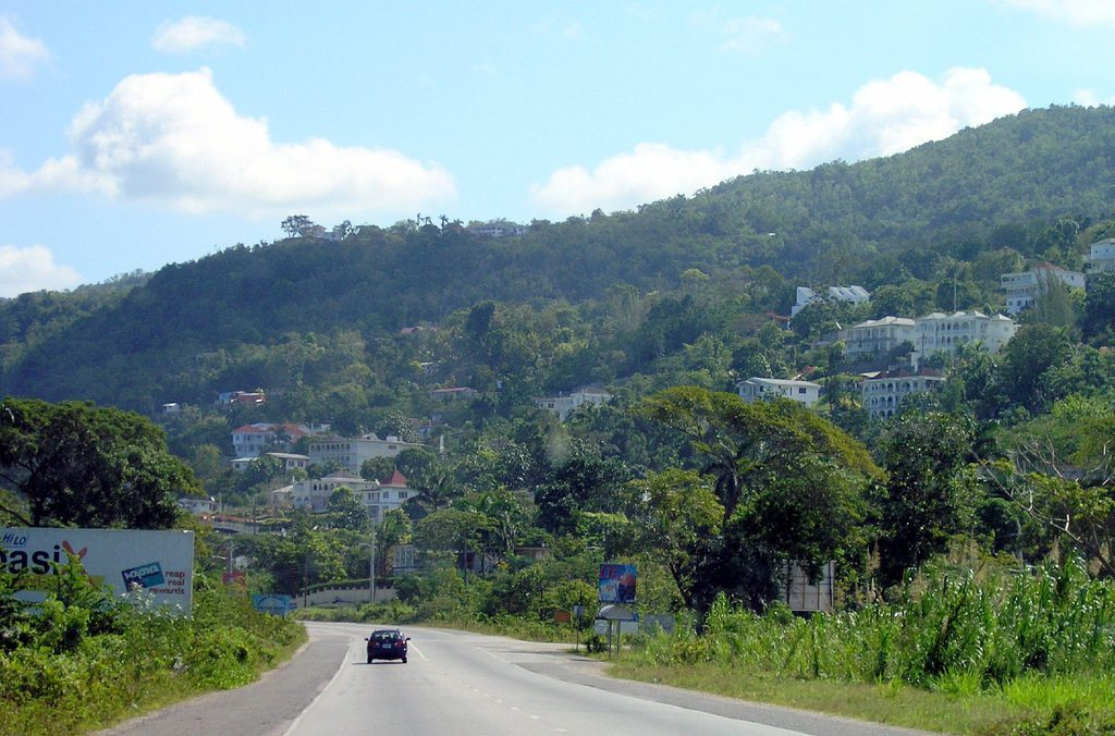 On the Road from Negril to Montego Bay Photo by: Gail Frederick CC BY 2.0