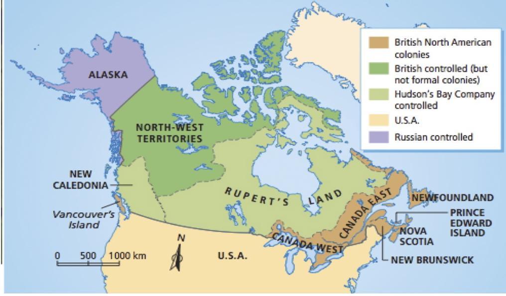 Map Of Canada 1850.Top 10 Punto Medio Noticias North Saskatchewan River Watershed