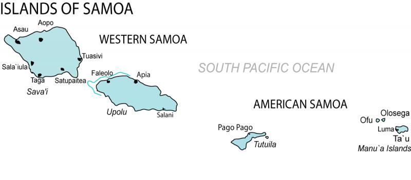 Resultado de imagen para samoa island png